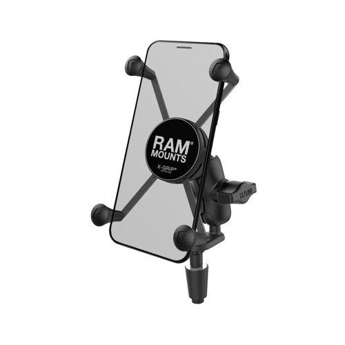RAM Mounts Universal-Telefonhalter Motorradlenker U-Bolt Klein