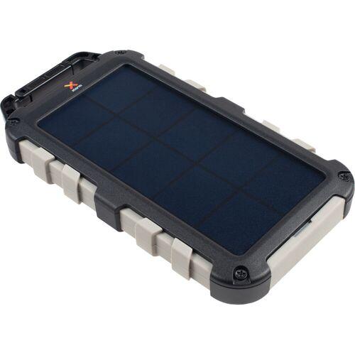 Xtorm Robust Charger Solar Power Bank 10.000 mAh Schwarz Powerbank