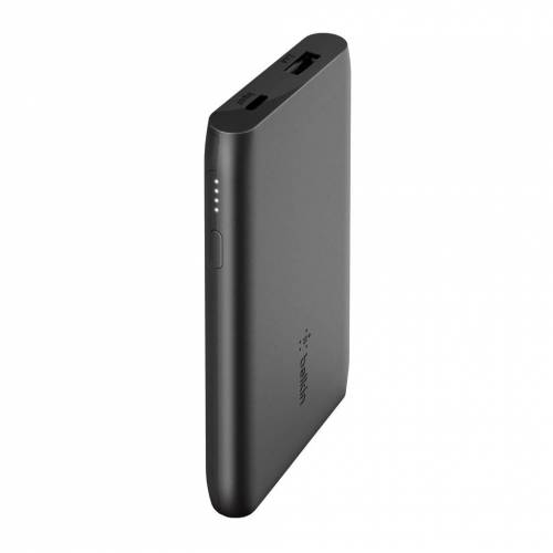 Belkin Boost Charge Powerbank 5.000 mAh Schwarz Powerbank