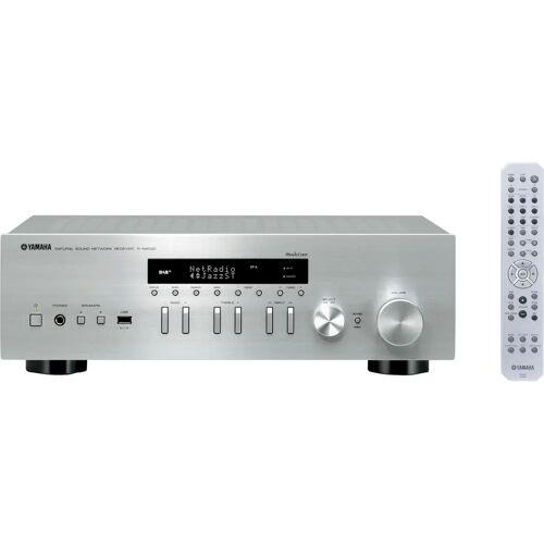 Yamaha R-N402 DAB+ Silber Receiver