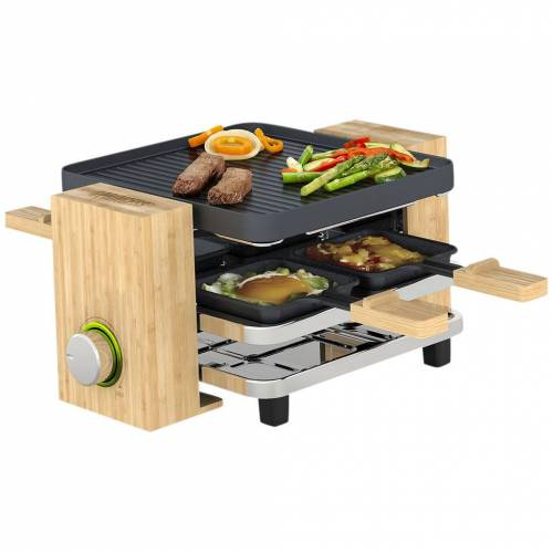 Princess Raclette Pure 4 Raclette-Grill