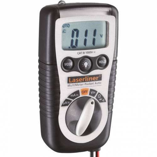 Laserliner MultiMeter-Pocket Multimeter