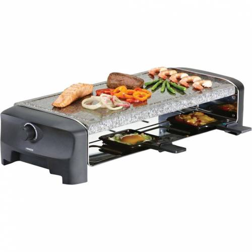 Princess Raclette 8 Stone Grill Party 162830 Raclette-Grill