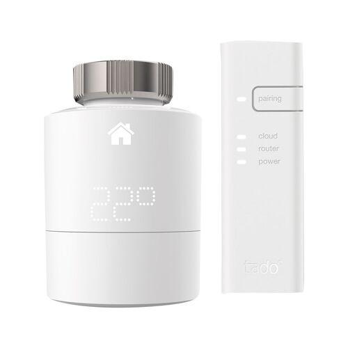 Tado Intelligenter Heizkörperthermostat + Starter Kit V3 + Thermostat