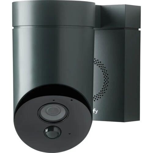 Somfy Outdoorcamera Schwarz IP-Kamera