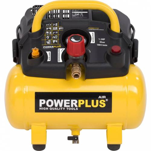 Powerplus POWX1721 Kompressor