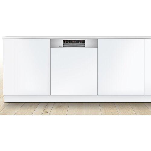 Bosch SMI6ECS57E / Einbau / halbintegriert / Nischenhöhe 81,5 - 87,5 cm
