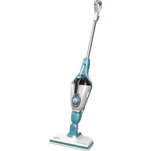 Black & Decker 7-in-1 1300W Steam-Mop mit Handdampfreiniger