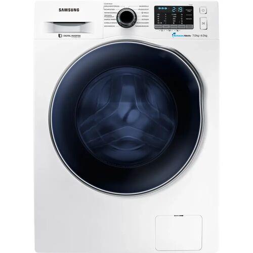 Samsung WD72J5A00AW - 7/4 kg Waschtrockner