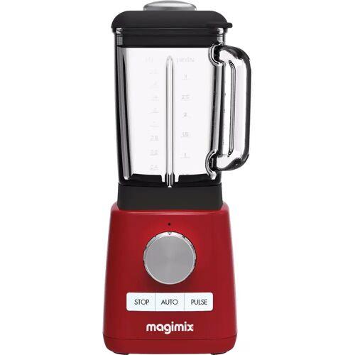 Magimix Power Blender Rot Standmixer