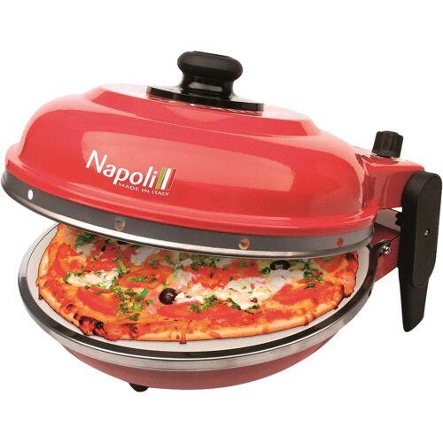 Optima Napoli Pizzaofen Rot Pizzaofen