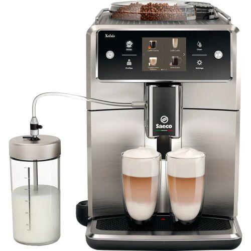 Saeco Xelsis SM7785 / 00 Silber vollautomatische Espressomaschine