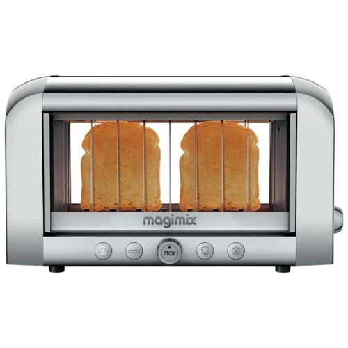 Magimix Le Vision Toaster Matt Chrom Toaster