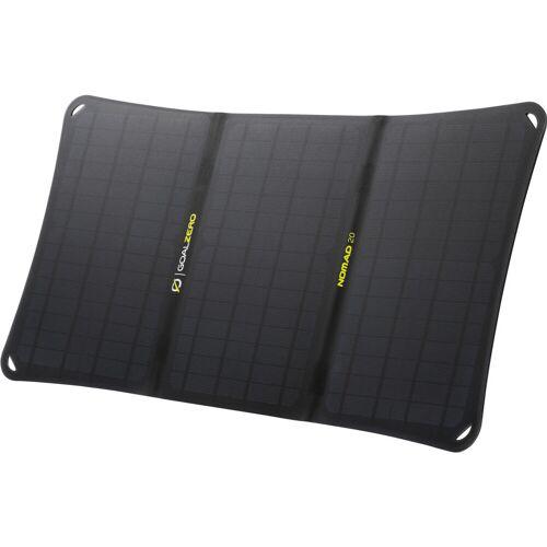 Goal Zero Nomad Tragbares Solarpanel 20 Watt Tragbares Solarmodul