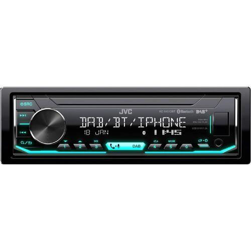 JVC KD-X451DBT Autoradio