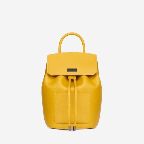 JW PEI Mini-Rucksack mit Kordelzug - Gelb