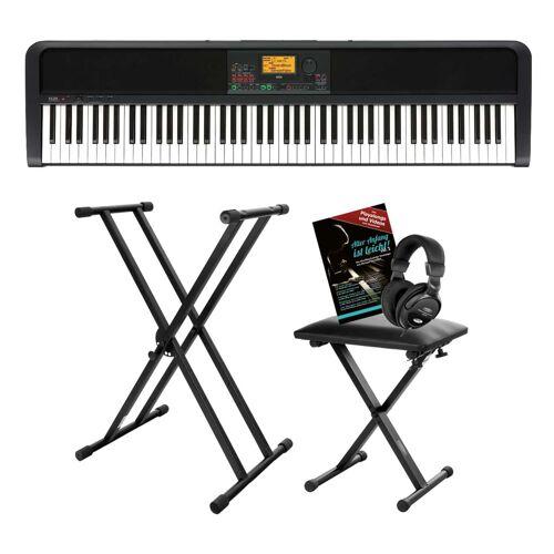 Korg XE20 Digital Ensemble Piano Set