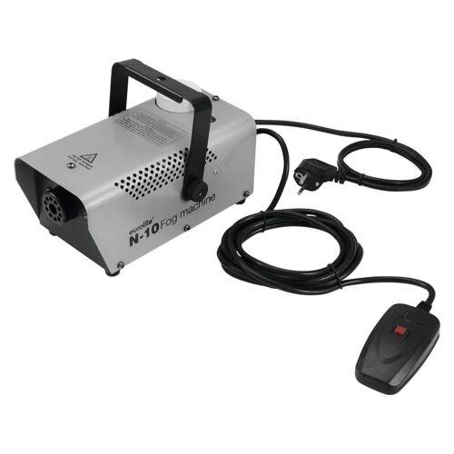 EuroLite N-10 Nebelmaschine silber
