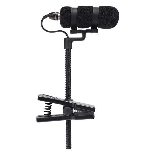 Pronomic MCM-100SB Instrumentalmikrofon SET für Blasinstrumente, Cajon u.ä.