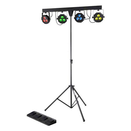 Showlite LB-427 LED RGB Komplettanlage Licht System