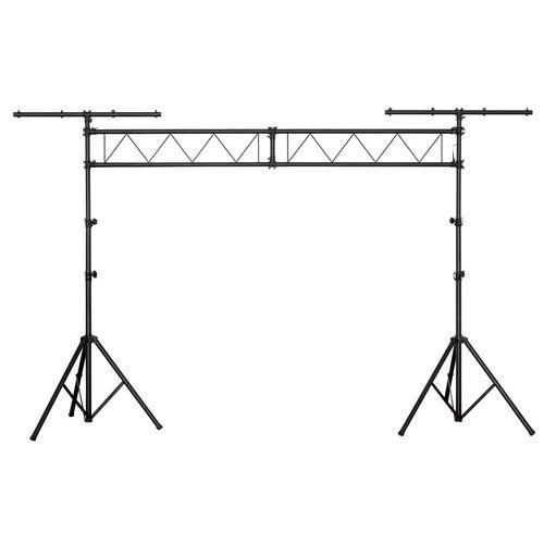 Showlite Traversen-Starter-Set 2x Lichtstativ, 2x Traversen