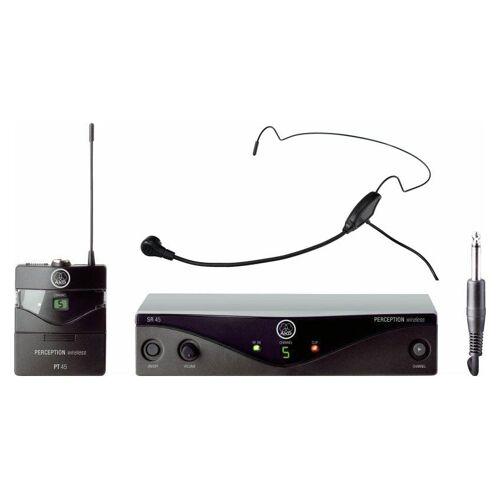 AKG PW45 Sport Set ISM inkl. HS-65 EA Headset