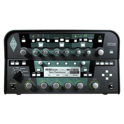 Kemper Amps Kemper Profiling Amplifier Head BK