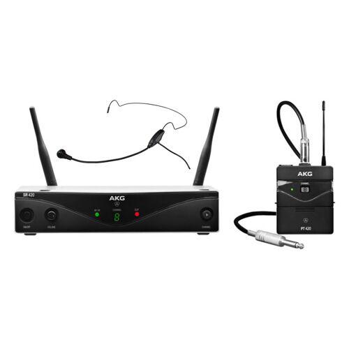AKG WMS420 Sport Set Band M inkl. HS-65 EA Headset