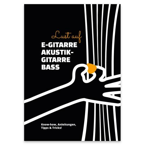 Kirstein Lust auf E-Gitarre, Akustikgitarre & Bass