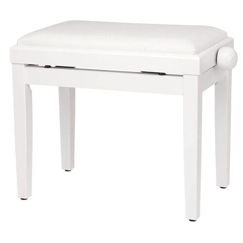 Steinmayer Pianobank Weiß Matt