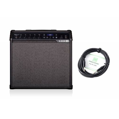 Line6 Spider V 120 MkII Gitarrenverstärker Set