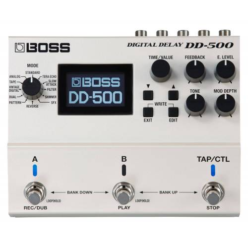 Boss DD-500 Delay-Pedal