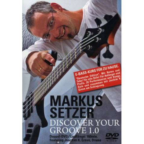 Discover your Groove 1.0