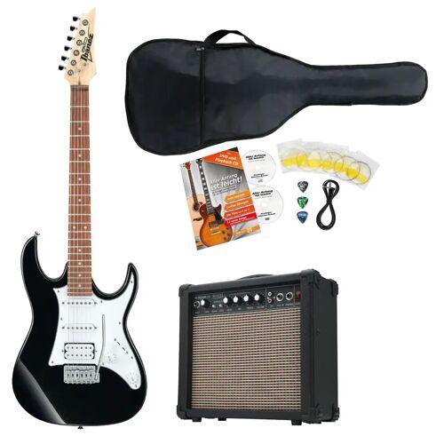 Ibanez GRX40 BKN E-Gitarre Set