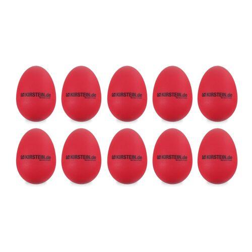 Kirstein 10x Kirstein ES-10R Egg Shaker rot Light Set