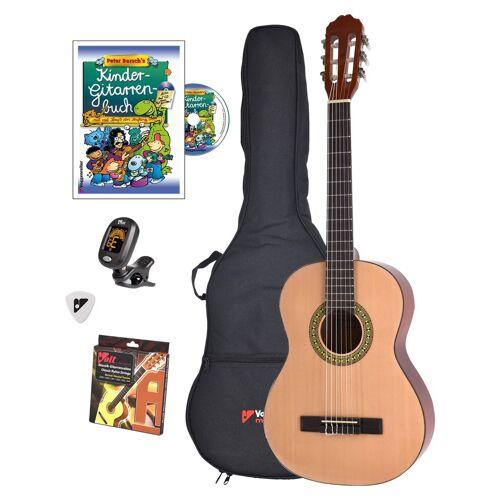 Voggenreiter Voggy's Kindergitarren-Set 3/4