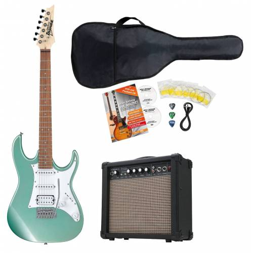 Ibanez GRX40 MGN E-Gitarre Set