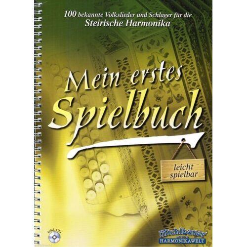 Michlbauer Verlag Michlbauer Mein erstes Spielbuch inkl.online Audio