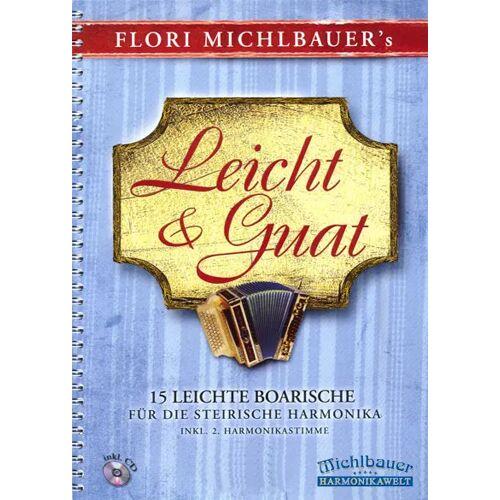 Michlbauer Verlag Flori Michlbauer's - Leicht und guat
