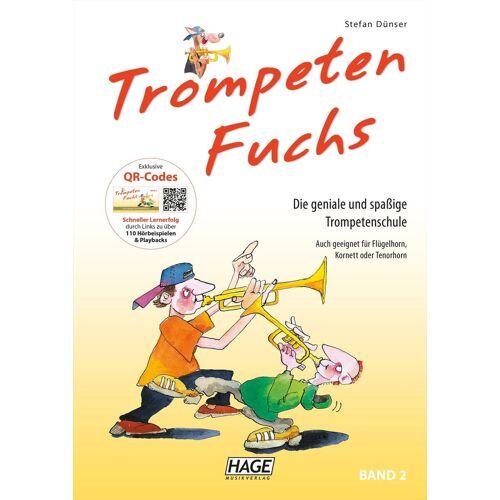 Hage Der Trompeten Fuchs Band 2