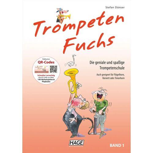 Hage Der Trompeten Fuchs Band 1