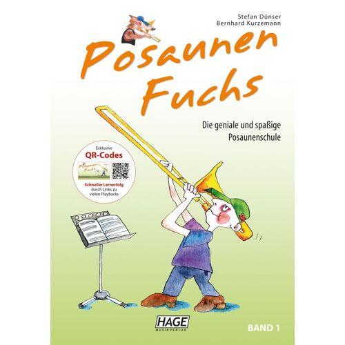Hage Der Posaunen Fuchs Band 1