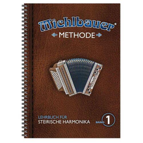 Michlbauer Verlag Michlbauer Steirische Harmonika Methode 1