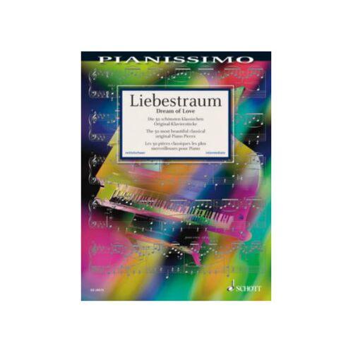 MGS Liebestraum - Die 50 schönsten klassischen Original-Klavierstücke