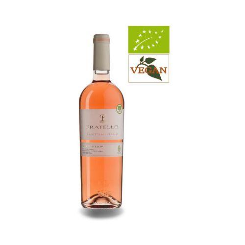 Bio-Weinkiste Pratello Chiaretto di Garda Sant' Emiliano DOP Garda Classico 2020 Rosé Bio
