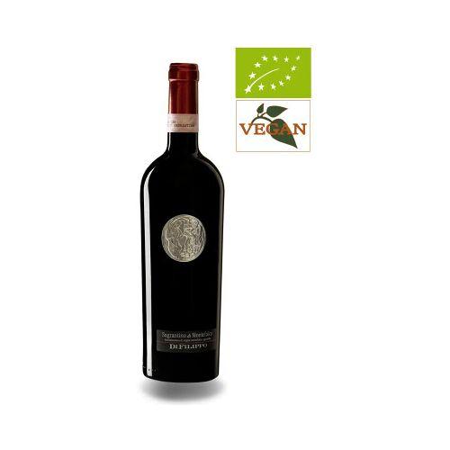 Bio-Weinkiste Sagrantino Rosso, DOCG 2015 Rotwein Biowein