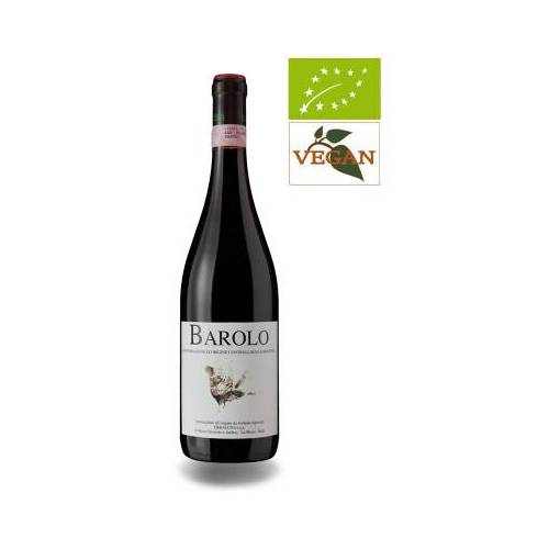 Bio-Weinkiste Erbaluna Barolo Piccole Vigne, DOCG 2015 Rotwein Biowein