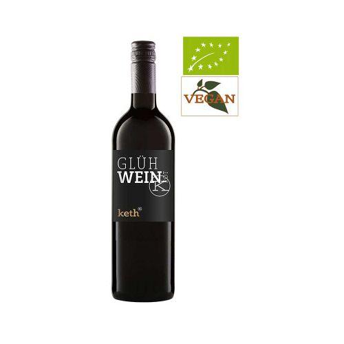 Bio-Weinkiste Winzer-Glühwein - Rot Bio Weingut Keth 1l