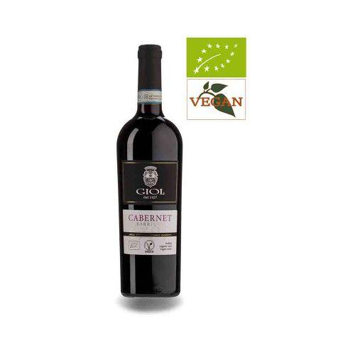 Bio-Weinkiste GIOL Cabernet Barrique DOC 2017 Rotwein Biowein
