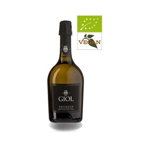 Bio-Weinkiste GIOL Prosecco Spumante Brut DOC Prosecco Biosekt